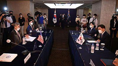 U.S., S.Korea consider ending controversial North Korea coordinating group