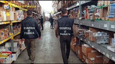 Operazione Guardia finanza Torino, coinvolti 30 imprenditori