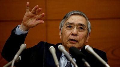 Academic close to Kuroda calls for 'flexible inflation target'
