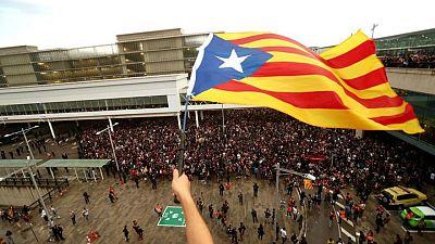 Spain's government pardons jailed Catalan separatist leaders, TVE says