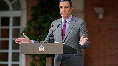 Los dirigentes de España y Cataluña tratan de relanzar el diálogo sobre el conflicto independentista
