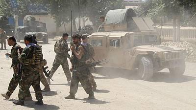 Taliban launch major offensives in northern Afghanistan
