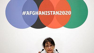 مبعوثة الأمم المتحدة لأفغانستان تحذر من هجمات لطالبان