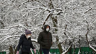 موسكو تفرض قيودا جديدة بعد زيادة إصابات كوفيد-19