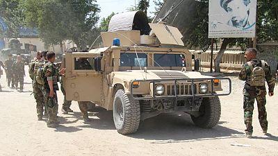 طالبان تشن هجمات كبرى في شمال أفغانستان