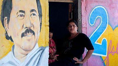 U.S. blasts Nicaragua 'campaign of terror' as global condemnation grows