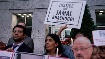 Saudis who killed journalist Khashoggi received paramilitary training in U.S. -New York Times