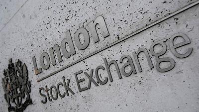 London's FTSE 100 gains led by mining, travel stocks; PMI data eyed