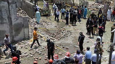 الشرطة الباكستانية: مقتل أربعة بينهم طفل  في انفجار بشرق البلاد