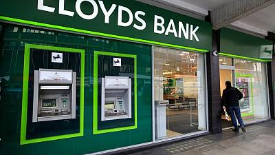 Britain's Lloyds axes further 44 branches