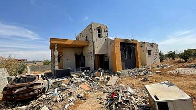 Deadly landmine legacy in Tripoli shows stakes of Libya talks