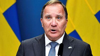 Swedish PM Lofven's survival prospects improve as Centre drops rent reform demand