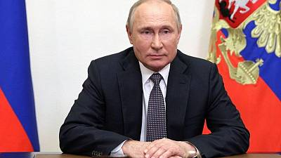 "Kremlin views idea for EU summit with Putin ""positively"""