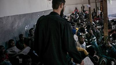 Libya: Recurrent violence against refugees and migrants in Tripoli detention centres forces MSF to suspend activities