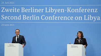 بعد محادثات برلين.. وزيرة خارجية ليبيا تشير إلى تقدم فيما يتعلق بالمرتزقة