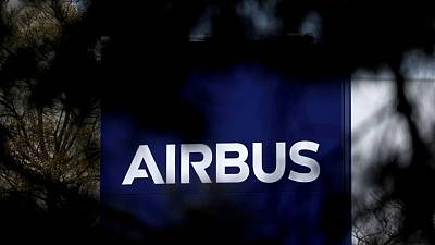 Airbus jet deliveries rose 52% in first half of 2021