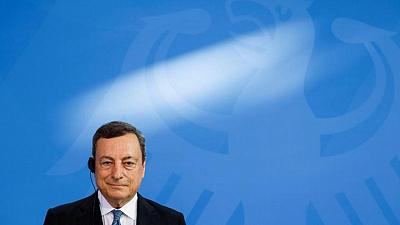 Italy's Draghi puts Vatican on guard over anti-homophobia law