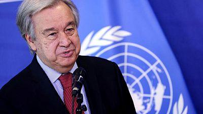 U.N. chief warns no Syria cross-border aid would be 'devastating'
