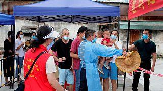 الصين تسجل 28 إصابة جديدة بفيروس كورونا مقابل 24 قبل يوم