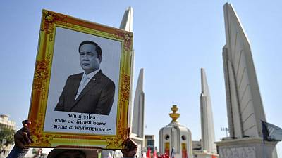 New troubles for Thai leader amid virus surge, fresh protests