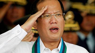 Aquino, son of Philippine democracy icons, dies at 61