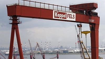 Keppel, Sembcorp Marine in talks for marine services deal, sources say