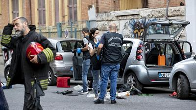 Era fuggito, bloccato a Napoli