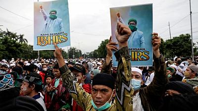 Indonesia jails cleric for four years over spread of false COVID-19 information