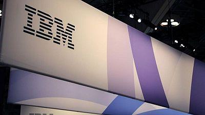 IBM quarterly revenue beats on cloud strength