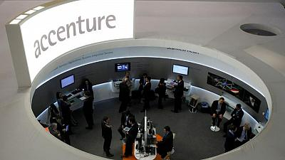 Accenture revenue beats as pandemic boosts demand for cloud, IT consulting services