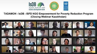 Islamic Development Bank (IsDB), Islamic Solidarity Fund for Development (ISFD) NGOs Empowerment for Poverty Reduction Program