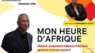 « Mon heure d'Afrique » reçoit Lionel Zinsou pour sa première édition