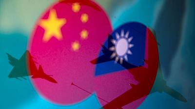 """بعد توغلها الجوي.. الصين تقول إن مستقبل تايوان يكمن في """"الوحدة"""" معها"""