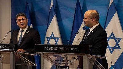هندوراس تفتتح سفارتها في القدس