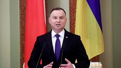 Poland withdrawing troops from Afghanistan, says president