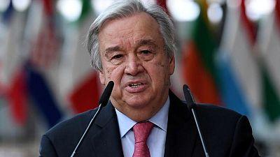 Éxito de conversaciones sobre cambio climático depende de las finanzas, dice jefe de la ONU