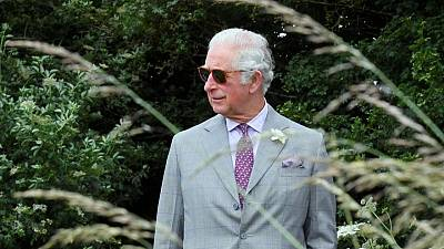 Britain's Prince Charles joins insurance firms in climate push