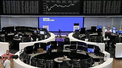تفاؤل التعافي يرفع أسهم أوروبا وقطاع التكنولوجيا يقفز