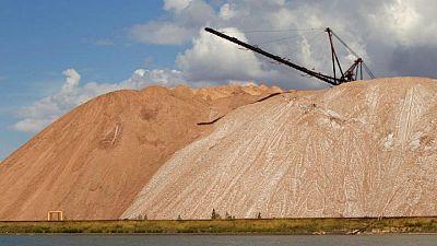 EU sanctions damage lifeline transit of Belarus potash via Lithuania