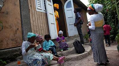 Rastafari scorn of Western medicine fuels Jamaican vaccine hesitancy