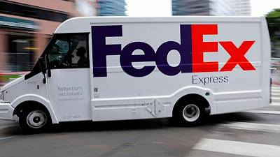 FedEx profit leaps on e-commerce strength