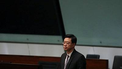Hong Kong police chief, security secretary to take on new roles: Xinhua