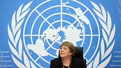 UN rights boss signals she may move on Xinjiang without China nod