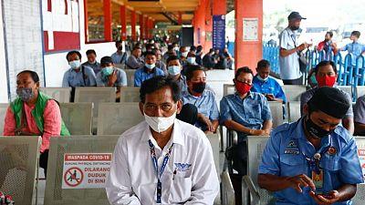 إندونيسيا تطبق إجراءات استثنائية بعد تزايد الإصابات بكوفيد-19