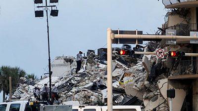 إيه.بي.سي نيوز: 3 قتلى في انهيار مبنى مدينة ميامي الأمريكية