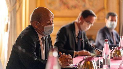 لو دريان: ننتظر اتخاذ قرارات إيرانية بشأن الاتفاق النووي