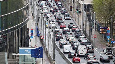 La región de Bruselas prohibirá los coches diésel en 2030 y los de gasolina en 2035