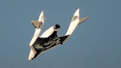 Branson's Virgin Galactic gets FAA approval to fly people to space