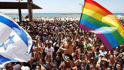Pride parade fills Tel Aviv streets as COVID-19 curbs creep back