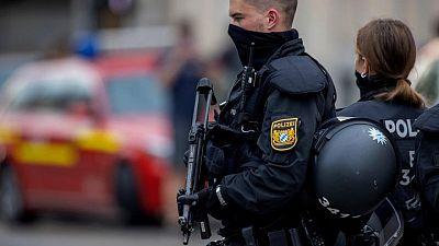 Three killed in stabbings in German town of Wuerzburg